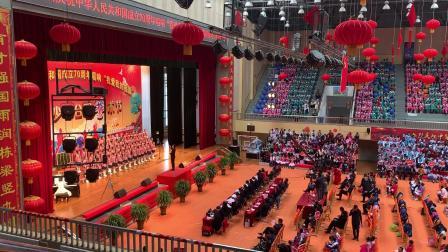 李婧婧五年级大合唱