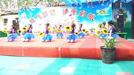 大班舞蹈《大风车》