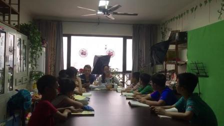 CC中英文阅读课堂
