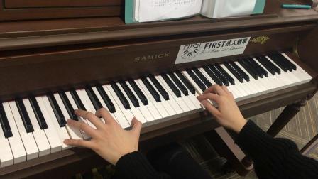 《遇见》钢琴