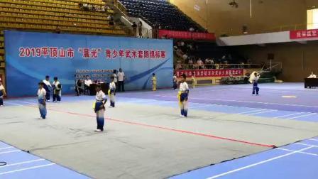 平顶山市群龙武术会馆,2019晨光杯武术比赛