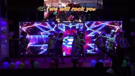 新章小学幼大三《we will rock you》王艳亚指导