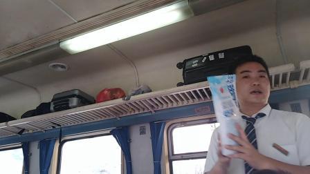 Z366出滁州北站。