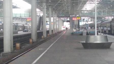 D5536出南京站。