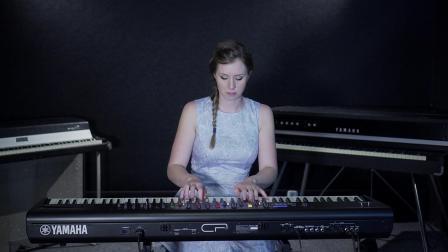 YAMAHA CP88 Piano  FM