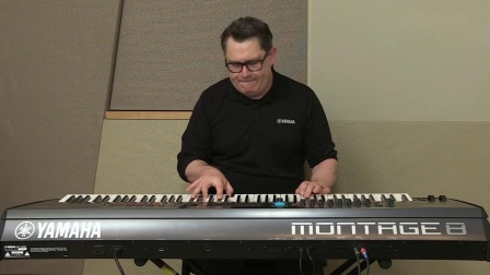 Yamaha Montage 8 Keyboard Synthesizer Demo by Sweetwater