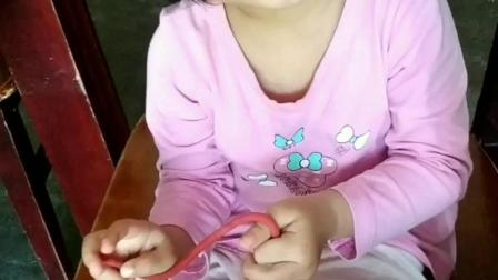 2019.6.3记录可爱女儿的视频。