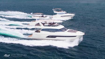3款Prestige游艇遨游香江