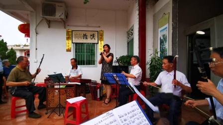 演唱、百家春乐队