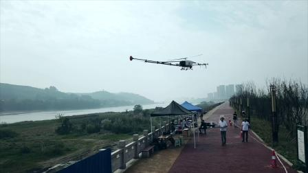FLYING-CAM:河床沉积金属磁探