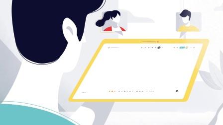 会议桌 可视化团队协作工具