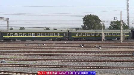 火车视频-沈山线232
