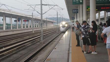 D5644(芜湖——南京南)继G7219车底返回南京进马鞍山东站。