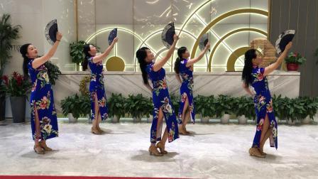 旗袍舞蹈:夜来香(5人完整版演绎)
