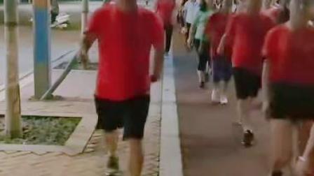 宜阳户外健步队,每晚八点与你相约滨河公园