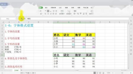 1-6:字体格式设置.MP4