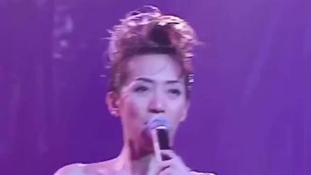 梅艳芳首次内地演唱会,因情不自禁唱了这首歌,结果被封杀7年