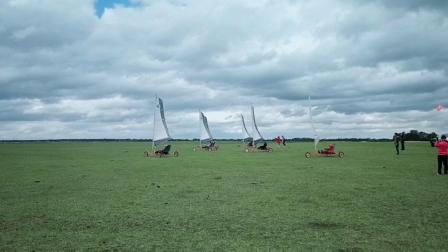 陆地帆车车运动(呼伦贝尔)