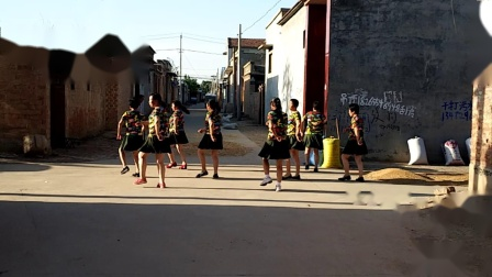 珠中阳阳舞队――记得咱的家