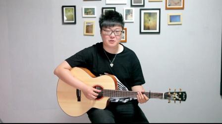 吉他指弹教学 | 《My Soul》忧伤还是快乐第一部分教学讲解