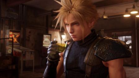 E3 2019《最终幻想7:重制版》宣传片