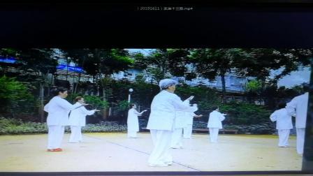 (20190611)武当十三势