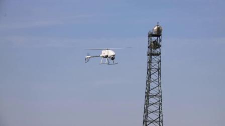 DISCOVERY 大载荷航空煤油无人直升机系统