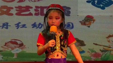 丹红幼儿园六一汇演14爱我中华