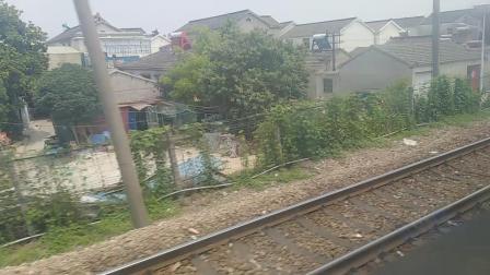 k34通过江宁镇站。