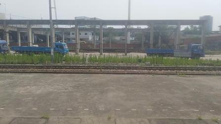 k34通过中华门站。