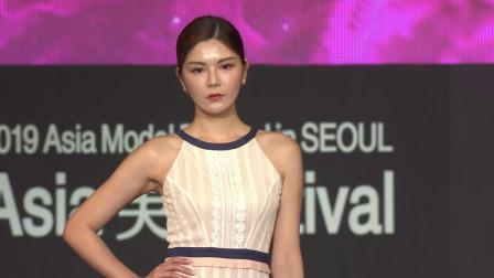 亚洲模特盛典流行秀- Jacky huang - Miss Lace (China)