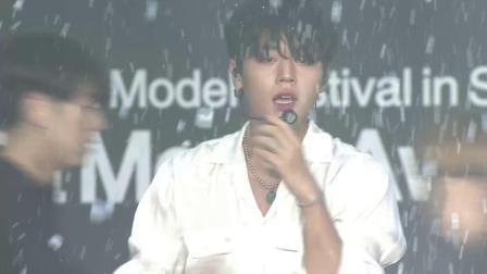 """亚洲模特盛典?祝公演,  Park Ji Hoon """"L.O.V.E"""""""