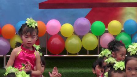 2018年大瑞幼儿园六一儿童节1.老师亲妈妈亲