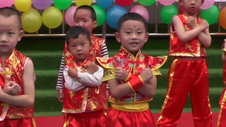 2018年大瑞幼儿园六一儿童节3.少年中国强