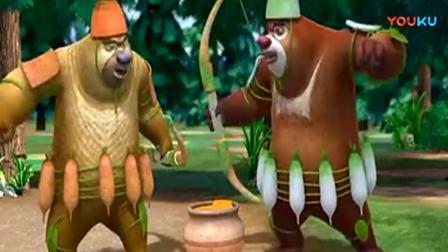 少儿动画片 强哥遭殃, 熊出没 肥波成为间谍