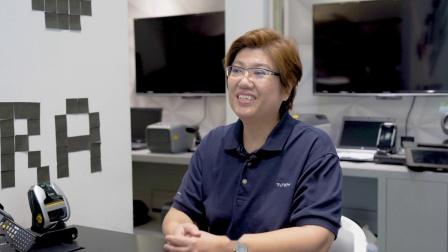 Zebra RFID技术助力资产管理(英文视频)