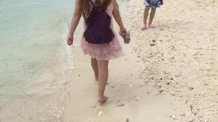 菲律宾薄荷岛Alona beach
