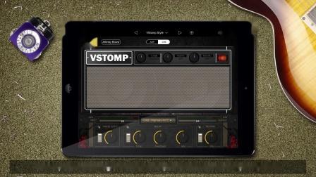 VStomp Amp Mobile_Demonstration