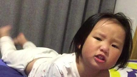 彭羽娍乖:妈妈枕头不臭