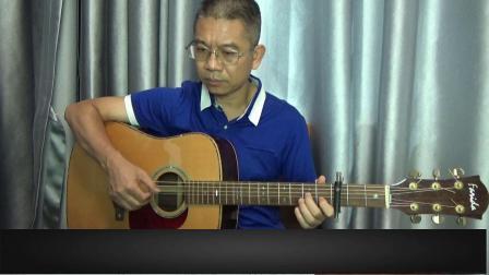 GuitarManH-------《一起走过的日子》吉他指弹独奏