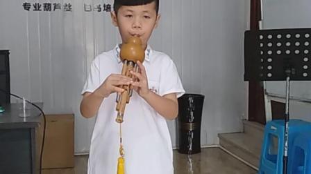 湖边的孔雀  演奏 赵梓杰