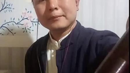 《铁血丹心》 詹永生  F调洞箫吹奏;
