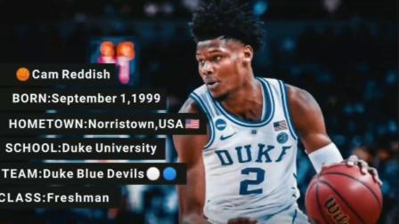 2019年NBA选秀球员专辑