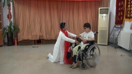 第86场2019年6月23日禅舞:《慈祥的母亲》表演者:刘红。