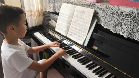 钢琴詹智翔-马车绕山奔驰