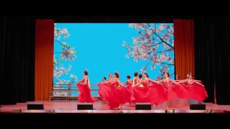舞蹈   共圆中国梦