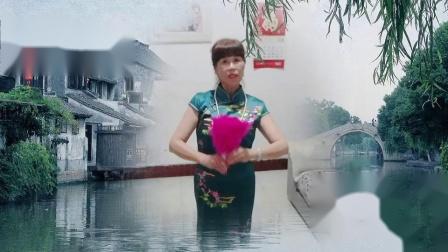 湖南永州友爱广场《万水千山总是情》原创演示爱丽