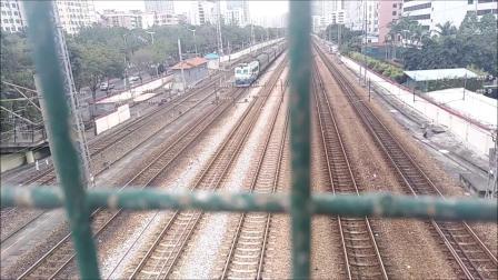 K830深圳东-成都通过广州东站