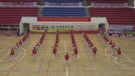 《军豉表演 》龙泉老年体协军豉队2019.6.27.红双喜拍摄