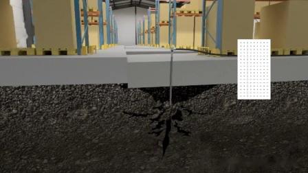 传统打桩修复和Geobear地面修复方案的不同之处
